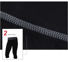 2 Piece Compression Training Pants- PLUS SIZE AVAILABLE - https://bak2bay6.com/