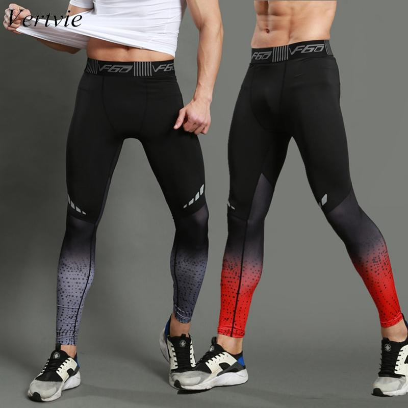 Mens Compression Pro Running Tights- Available in XXL - Bak2Bay6Store