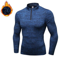 Winter Thermal Long Sleeve Shirts for Men - Bak2Bay6Store
