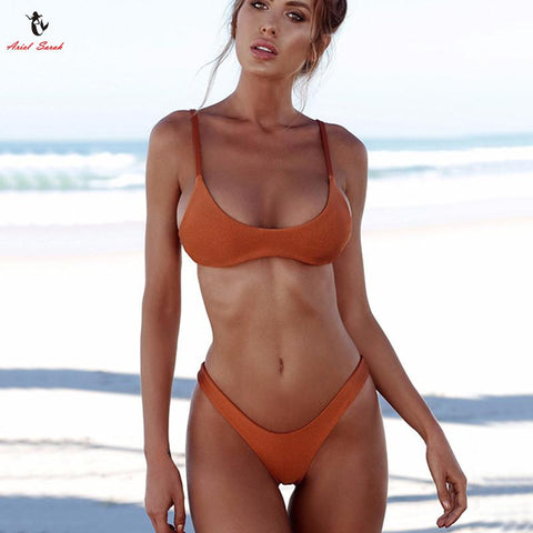 Ariel Sarah Push Up Bikini Set - Incredibly Beautiful. - Bak2Bay6Store