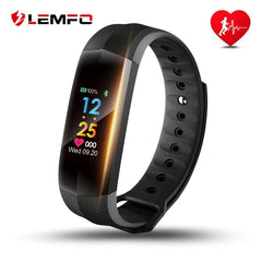 LEMFO CD02 Smart Fitness Tracker Bracelet - Bak2Bay6Store