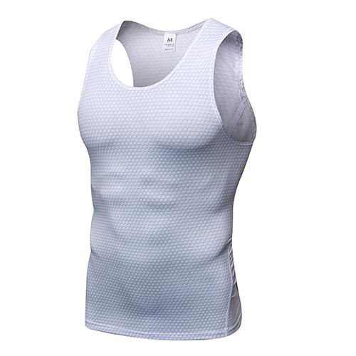 New Compression Tight Gym Sleeveless Tank Top- Available in XXL - Bak2Bay6Store