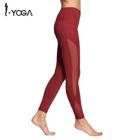 Highly Flexible Fitness Leggings - Bak2Bay6Store