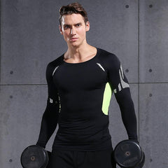 Quick Dry Compression Sport Tops- Available in PLUS Size - Bak2Bay6Store