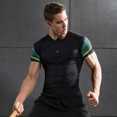High Compression Training/Gym Shirt- Available in XL - Bak2Bay6Store