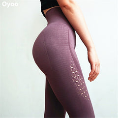 Ultra Stretch Tummy Control Dri-Fit Yoga Pants