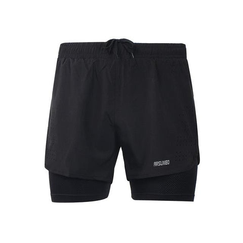 Mens Training/Gym Shorts- Available in PLUS Size - Bak2Bay6Store