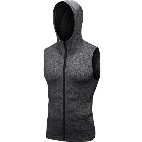 High Flexible Sleeveless Hoodie-PLUS Size Available - Bak2Bay6Store