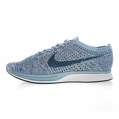 Original Official NIKE Flyknit Racer Men's Runners - Bak2Bay6Store