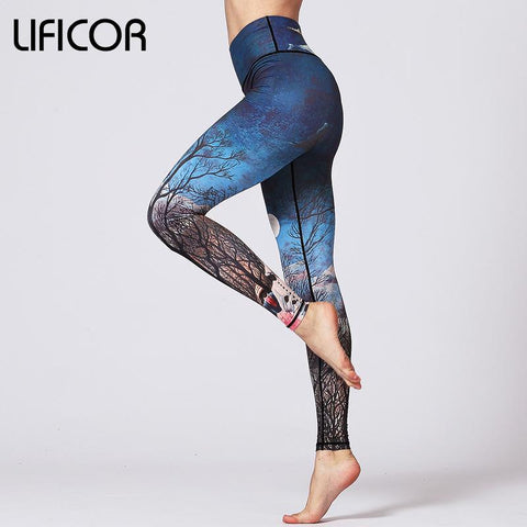 Teramo Yoga Pants - Leggings - Bak2Bay6Store