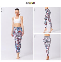Rovigo Yoga/Fitness Leggings - Bak2Bay6Store