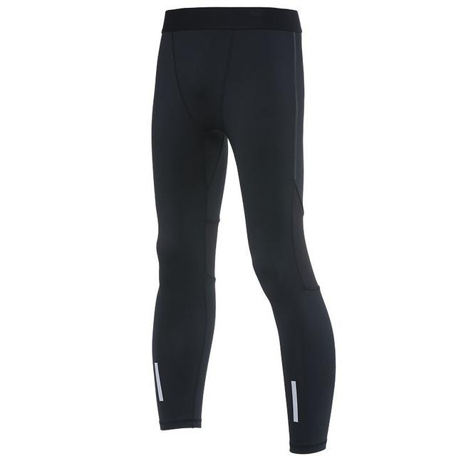 2018 Reflective Compression Pants- Available in PLUS Size - Bak2Bay6Store