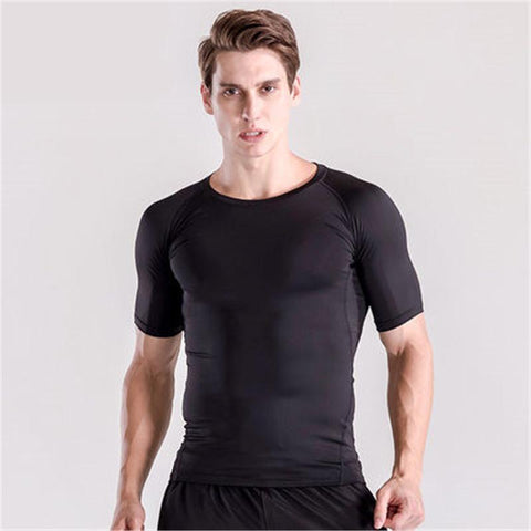 2018 Fitness Compression Shirt- Available in PLUS SIZE - Bak2Bay6Store