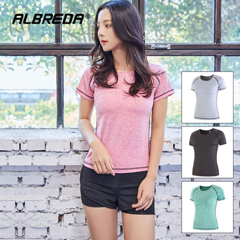 Womens Workout Tees