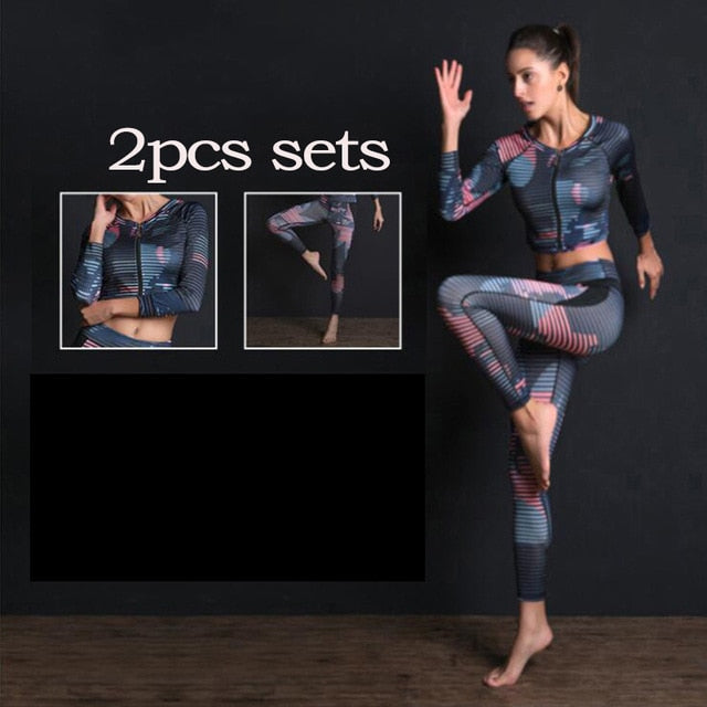 2019 Moisture Wicking Women Sport Suit- Available in XL