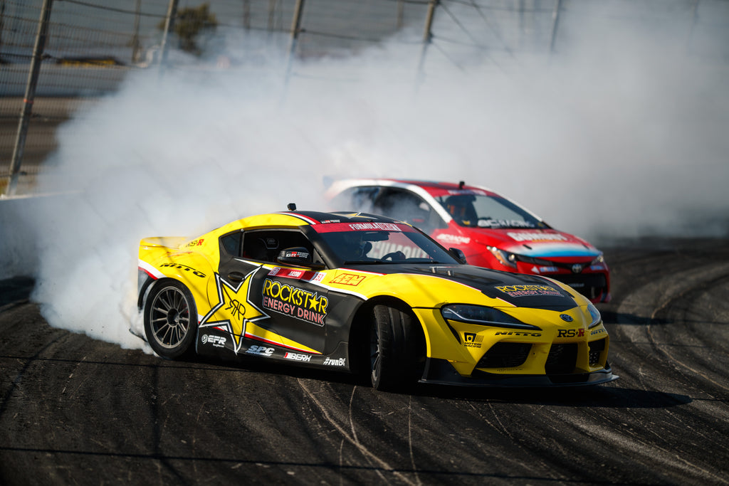 Formula Drift season to start in September with Aasbo and Tuerck for Papadakis Racing