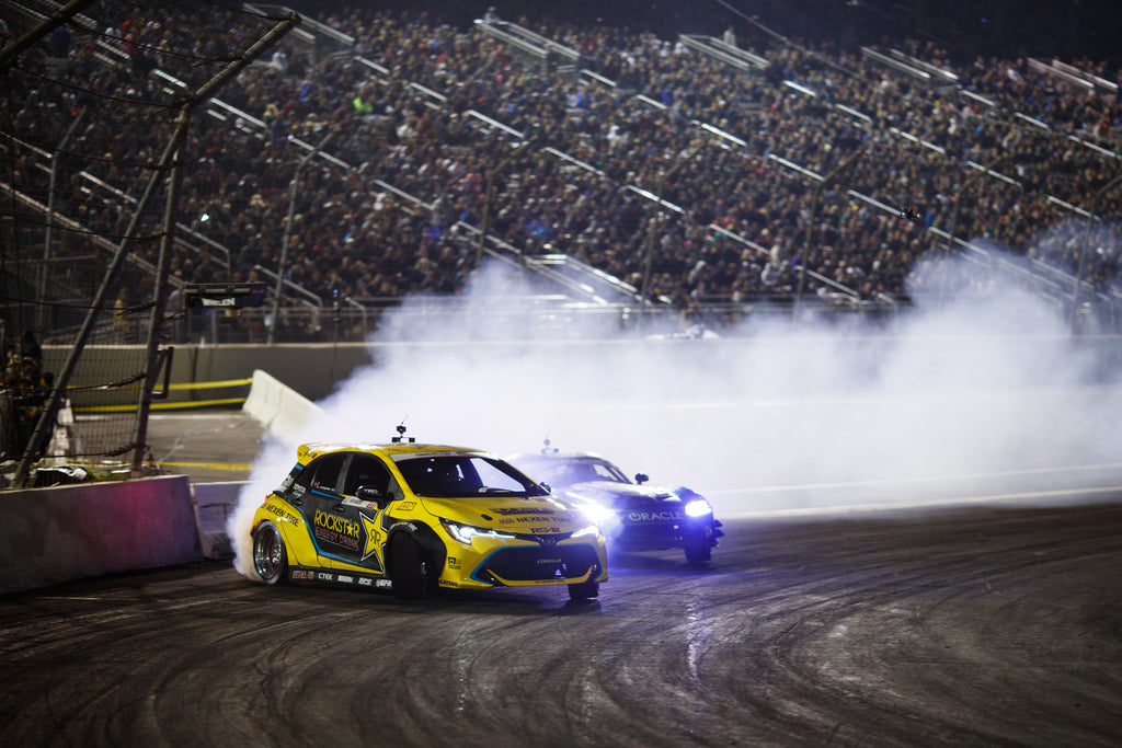 Strong finish for Fredric Aasbo in 2018 Formula Drift Championship