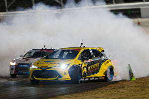 Fredric Aasbo holds slim lead in Formula Drift championship