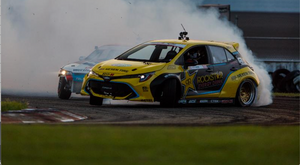 Papadakis Racing takes victory in St. Louis