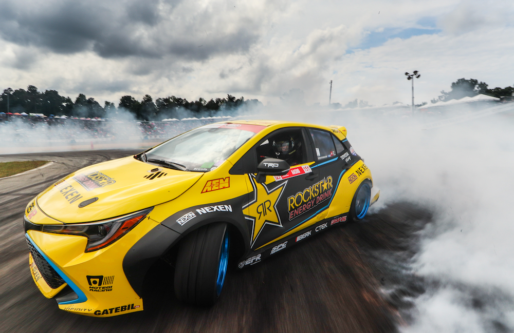 Fredric Aasbo heads to New Jersey for Formula Drift Round 4