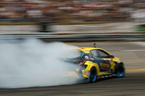 Fredric Aasbo leads Formula Drift series points heading into Seattle