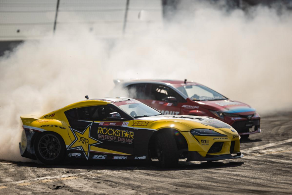 Papadakis Racing is back with two-car Toyota team as Formula Drift season opens
