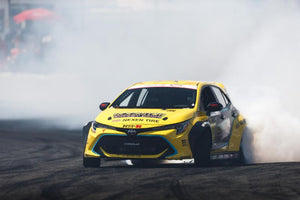 Fredric Aasbo holds second in Formula Drift standings