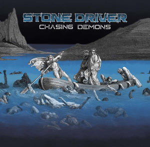 "Stone Driver ""Chasing Demons"" CD"