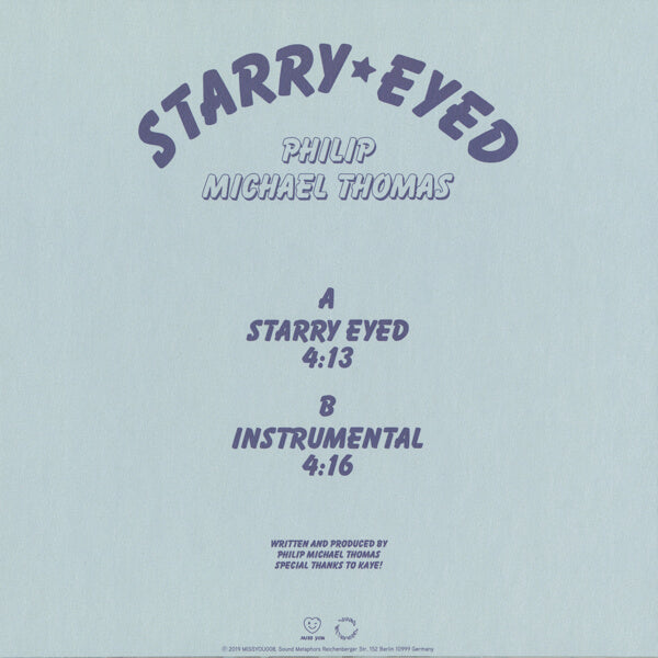 "Philip-Michael Thomas - Starry Eyed (12"")"
