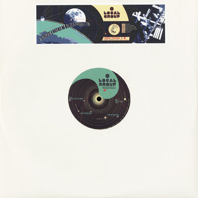 Local Group – Fresh Rhythms EP