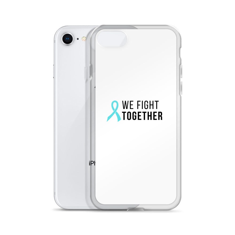 We Fight Together iPhone Case