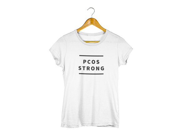 PCOS Strong Unisex T-Shirt