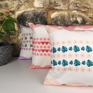 Summer Flora Cushion