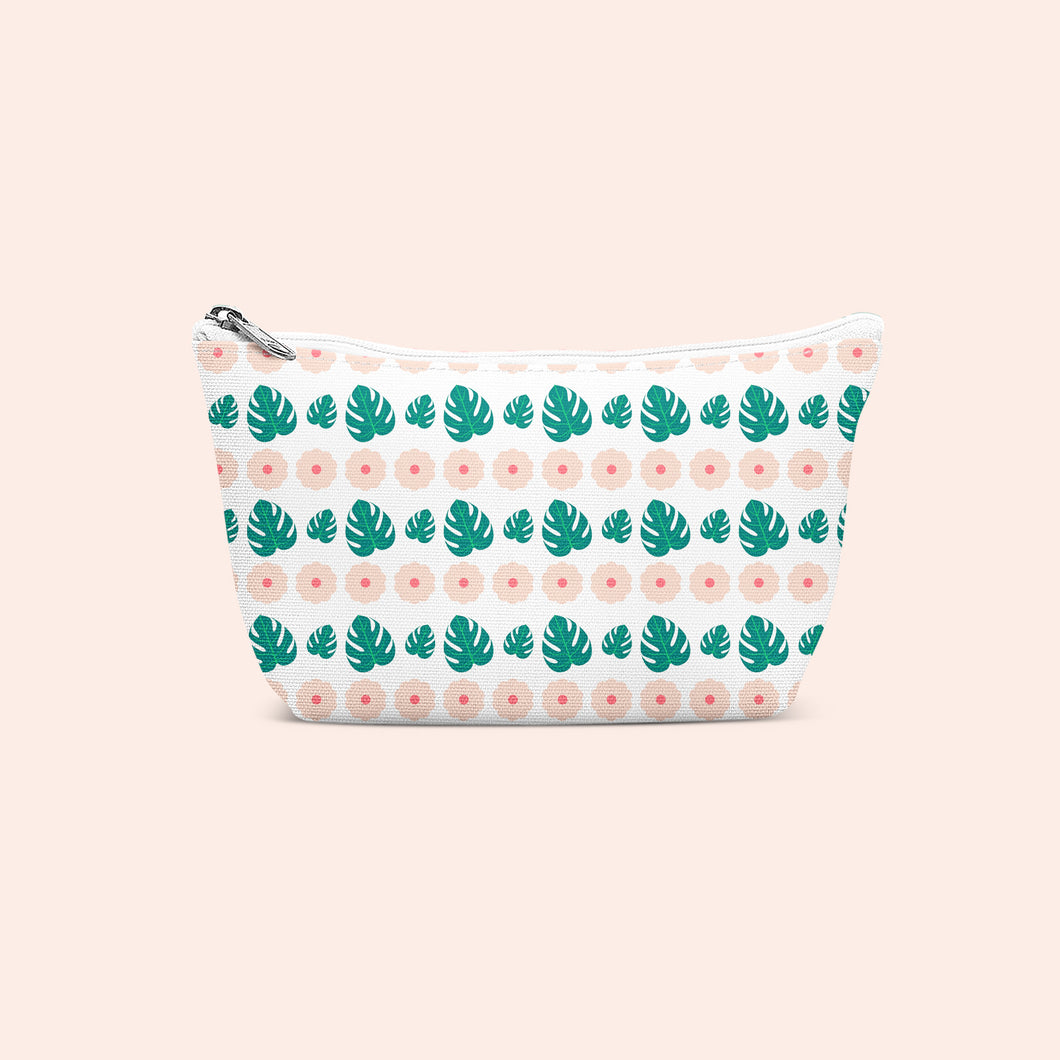 Summer Flora Cosmetic/Wash Bag