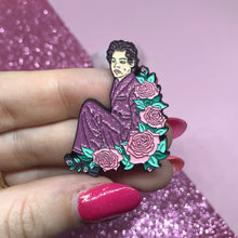 Harry Roses Enamel Pin