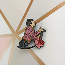 Load image into Gallery viewer, Harry London & LA Enamel Pin