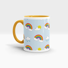 Load image into Gallery viewer, Rainbow Pattern Mug
