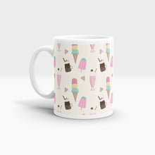 Load image into Gallery viewer, Sweet Treats Pattern Mug
