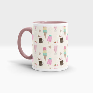 Sweet Treats Pattern Mug