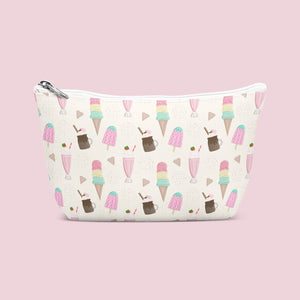 Sweet Treats Pattern Cosmetic/Wash Bag