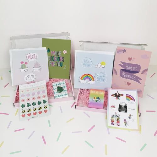 Thinking of You Gift Boxes