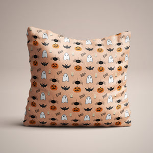 Halloween Pattern Cushion