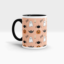 Load image into Gallery viewer, Halloween Pattern Mug