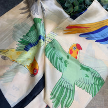 Load image into Gallery viewer, Extra Fine Large Bird Scarf