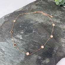 Load image into Gallery viewer, Delicate Collar Length Necklace