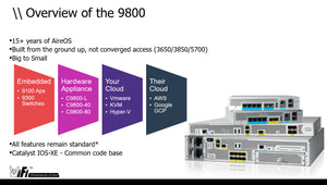 Cisco 9800 Lessons