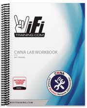 Load image into Gallery viewer, LAB Workbook for CWNA Students - Digital Delivery