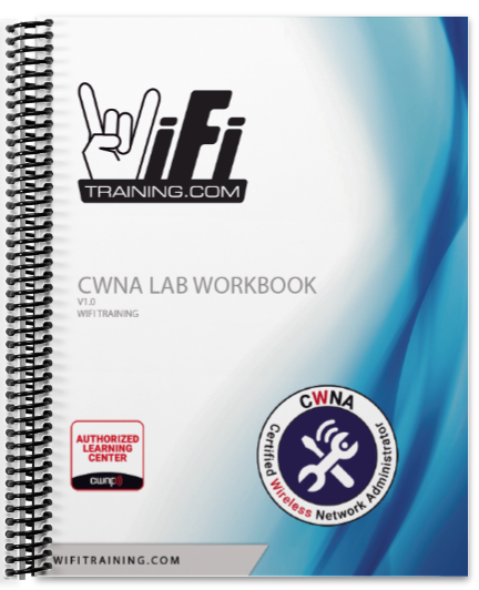 LAB Workbook for CWNA Students - Digital Delivery