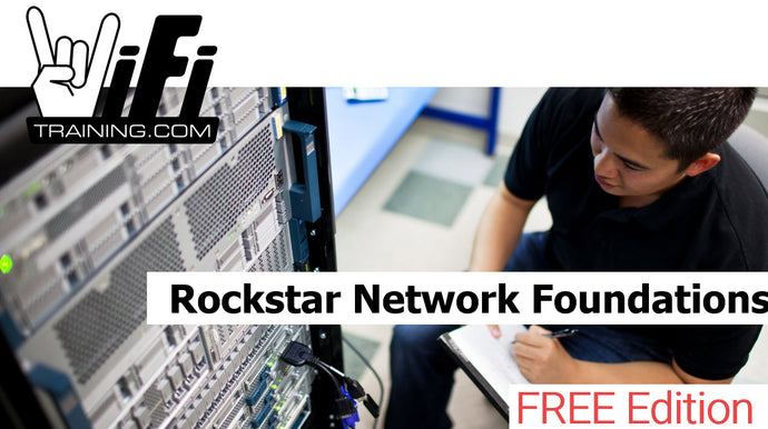 Rockstar Network Foundations - Free Edition