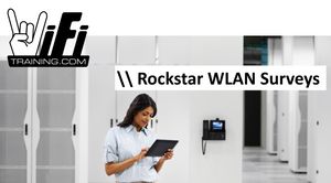 Rockstar WLAN Surveys